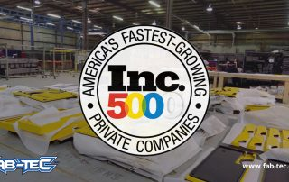Fab-Tec Named to Inc. 5000 List