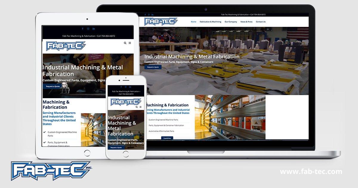 Fab-Tec Launches New Website