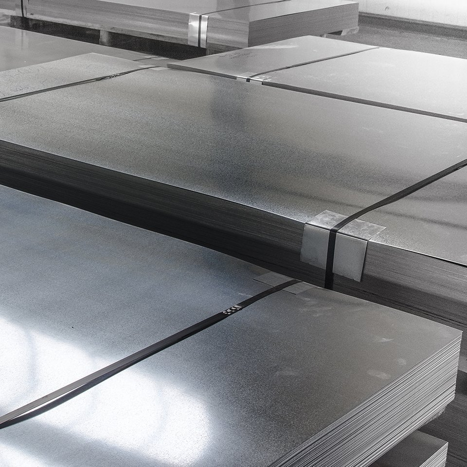 Raw Aluminum Sheets