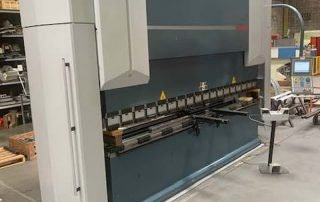Durma Model 37220 Press Brake Metal Fabrication Machine